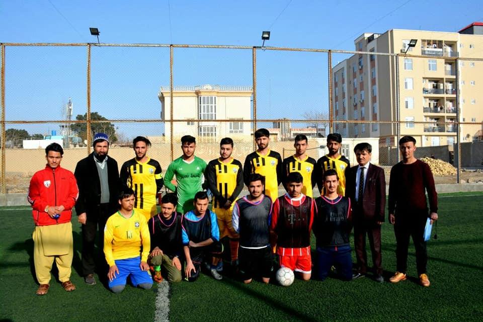 تورنمنت بهاری جام محصل بمناسبت آغاز سال جدید تحصیلی و سال نو 1399 در مؤسسه تحصیلات عالی خصوصی ترکستان رسماً افتتاح گردید